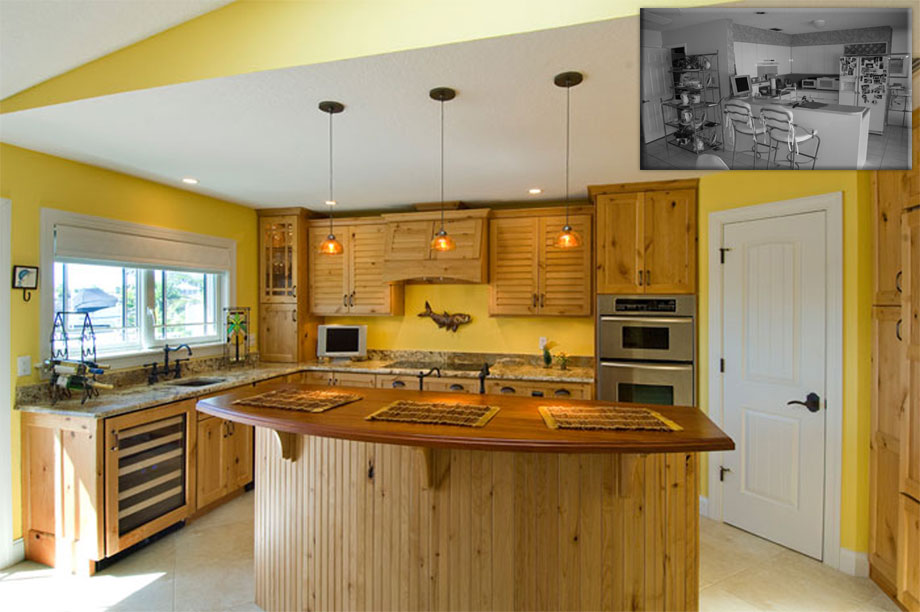 Triplepoint Design Build Key West Style Kitchen Design