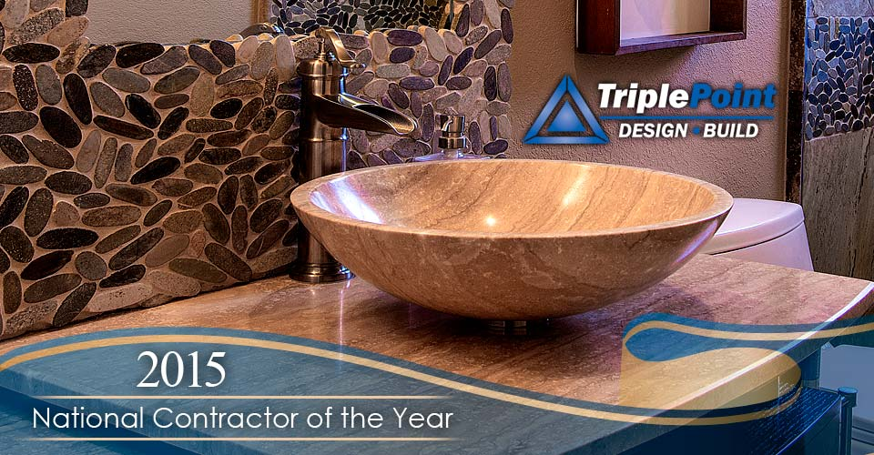 2015 National Contractor of the year award